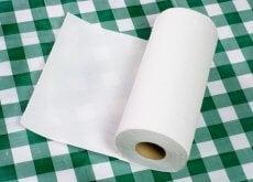Prosoapele de hârtie prezintă numeroase utilizări interesante