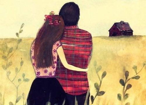 O relație de cuplu cu adevărat ideală există doar în cărți și filme