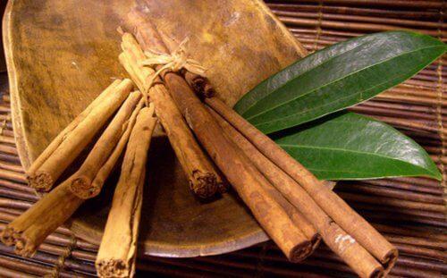 Remediu pentru slăbit cu frunze de dafin și scorțișoară