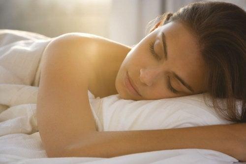 Un somn odihnitor este foarte important