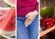 Anumite alimente detoxifică vezica urinară
