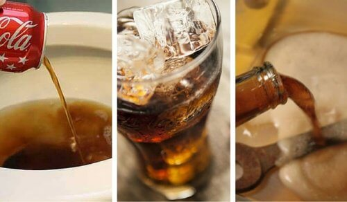 Coca-Cola are numeroase utilizări