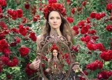 O femeie matură nu duce lipsă de curaj