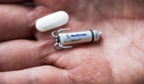 Stimulatorul cardiac Micra – cel mai mic din lume