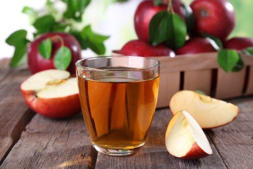 Utilizarea oțetului de mere