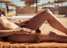 Cremele de protecție solară te apără de razele ultraviolete