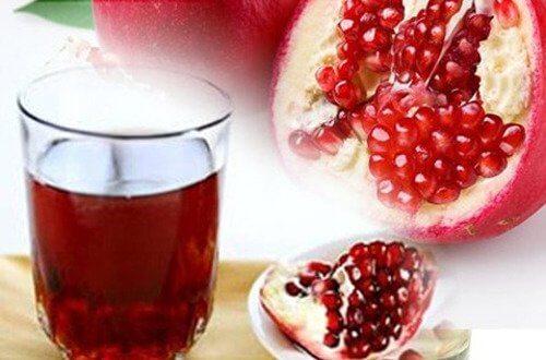 Rodia în rândul celor mai bune fructe pentru slăbit