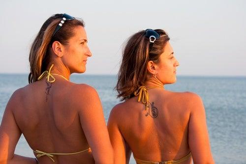 Expunerea la soare este un factor de risc pentru cancerul de piele