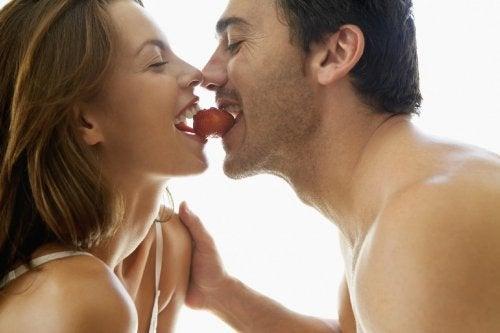 Alimentele afrodiziace sunt doar un mit despre sex