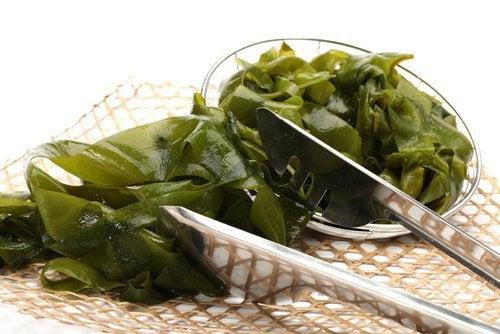Alge pentru a activa tiroida leneșă