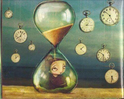 Ne este frică de trecerea timpului și de bătrânețe