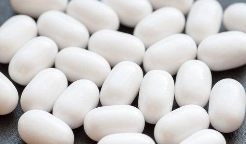 Bomboane ce nu trebuie combinate cu sucurile acidulate