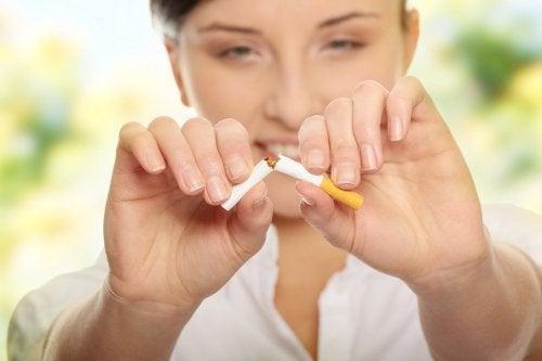 Cancerul pulmonar și renunțarea la fumat