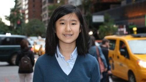 Emma Yang este creatoarea unei aplicații pentru bolnavii de Alzheimer