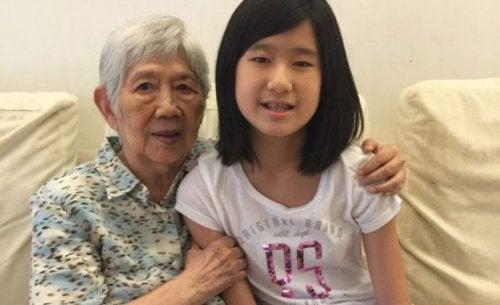 O fetiță a creat o aplicație pentru bolnavii de Alzheimer