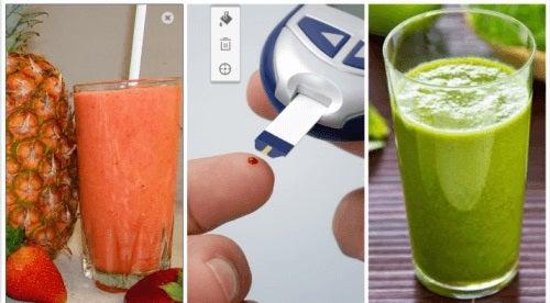 Reglează glicemia cu 5 sucuri naturale