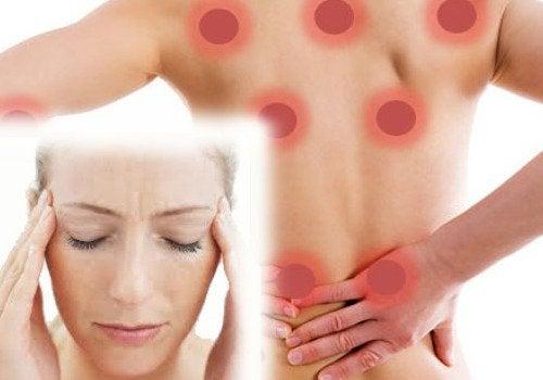 Inflamațiile pot fi cauzele durerilor articulare