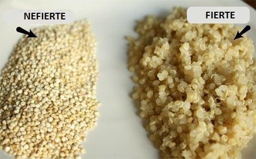 Un mic dejun cu quinoa este benefic pentru organism