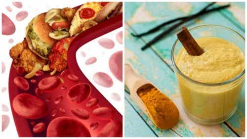 5 remedii naturiste pentru arterele înfundate
