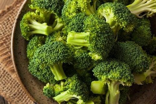 Supa de broccoli este foarte sănătoasă