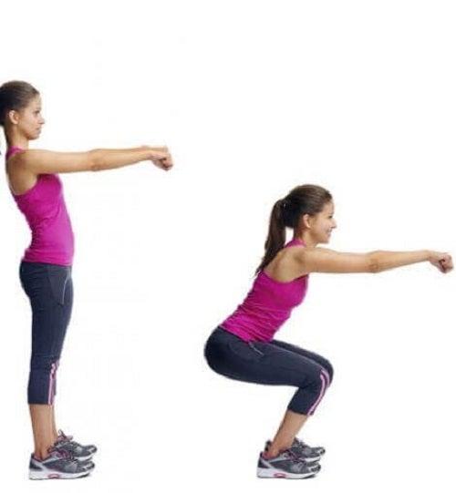 Ai la dispoziție numeroase exerciții pentru a obține un abdomen ferm