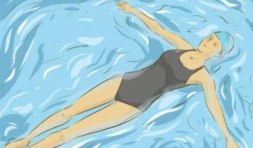 Beneficii ale înotului pentru sănătate
