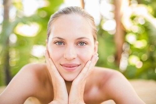 Beneficii ale merelor verzi pentru piele