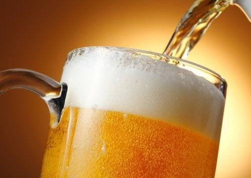 Berea are multe beneficii pentru organism