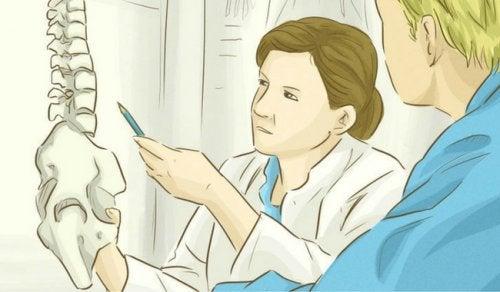 Coloana vertebrală: cum să o menții sănătoasă