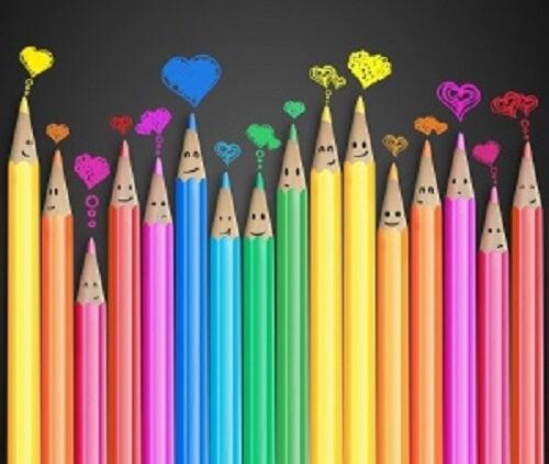 Coloratul îți îmbunătățește sănătatea mintală