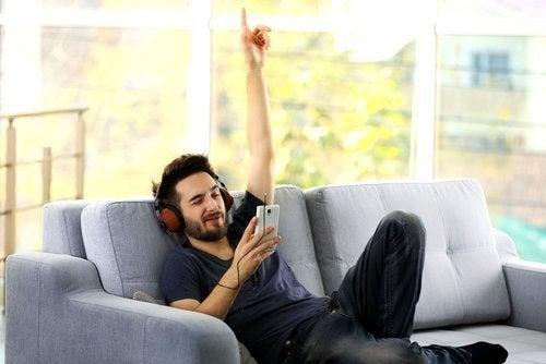 Efectele muzicii asupra stării și creierului