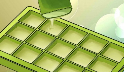 Gelul de aloe vera congelat: beneficii incredibile