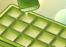 Gelul de aloe vera congelat are multe beneficii
