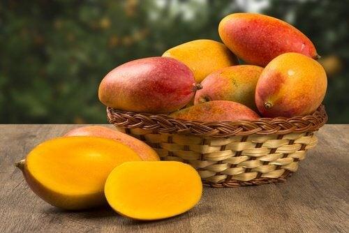 Beneficiile fructului de mango - fortifica sistemul imunitar