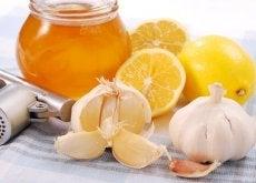 Remediul cu usturoi, miere și lămâie este foarte sănătos