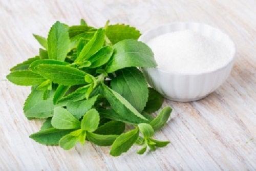 Stevia reglează glicemia