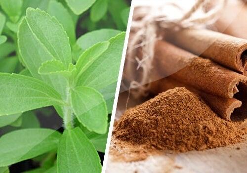 Ceaiul de scorțișoară și stevia reglează glicemia