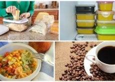 Anumite alimente nu trebuie ținute în recipiente din plastic