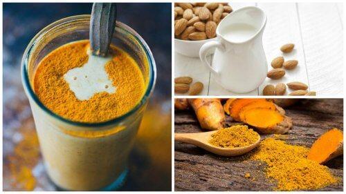 Băutură antiinflamatoare cu 2 ingrediente