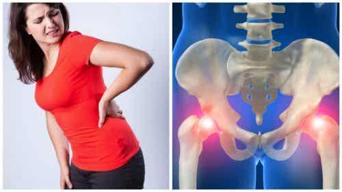 Durerea de șold: 6 cauze posibile