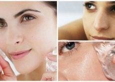 Gheața este benefică pentru piele