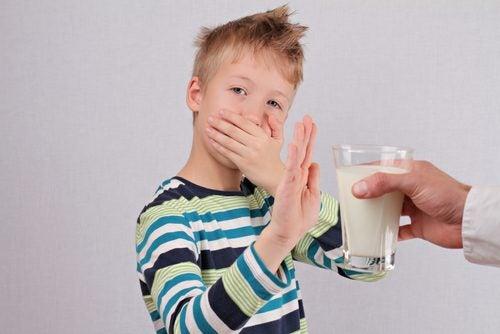 Modalități de a depista intoleranța la lactoză la copii
