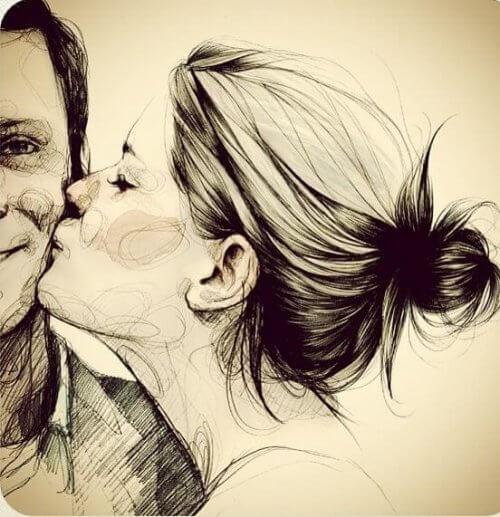 Când îți iubești partenerul mai mult, poți dezvolta dependență emoțională