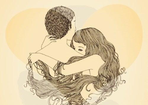 Îți iubești partenerul mai mult decât te iubește el?