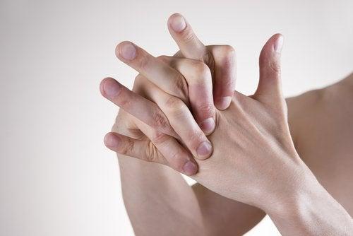 Mâinile și tehnica japoneză împotriva stresului