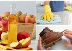 Oțetul de mere are multe întrebuințări