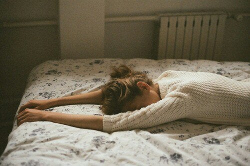După ce plângi, te simți obosit, dar împăcat sufletește