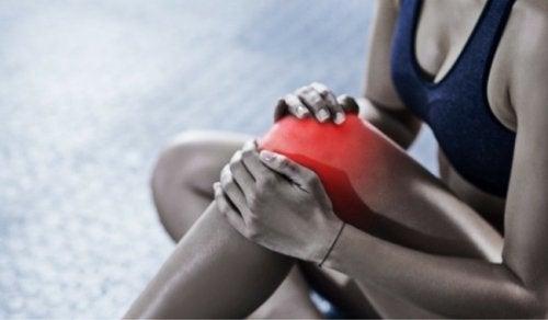 Nevoie de remedii naturale pentru bursită la genunchi