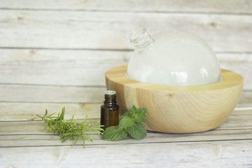 Remedii naturale pentru bursită cu uleiuri esențiale
