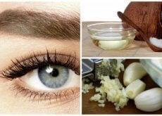 Există remedii naturale care îți fac sprâncenele mai groase